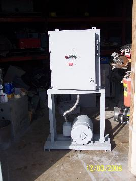 25 HP Phase Convertor